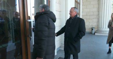 Seancë për rastin e 27 prillit, Veljanovski i pari kryetar i Kuvendit që ulet në bankën e të akuzuarve