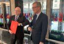 Ambasadori spanjoll e dorëzoi në Stejt Departament ratifikimin për anëtarësimin e Maqedonisë së Veriut në NATO