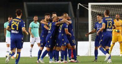 Amir Rrahmani me shokë ia mohojnë fitoren Interit