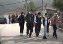 Nxënësit e Nerezit të Epërm, 7 kilometra në këmbë për të arritur në shkollë