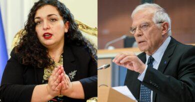 Osmani: Deklarata e Borrellit për aksionin në veri është e paprecedentë