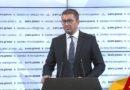 VMRO DPMNE, mbështetje kandidatëve anti-qeveri, përfshi edhe Dimitrievskin