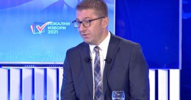 Mickoski: Me Zaevin Maqedonia nuk ecën para